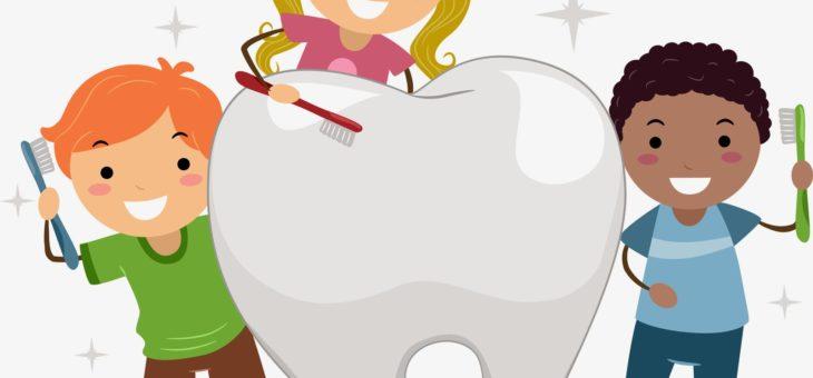 Грижите за здрави детски зъби
